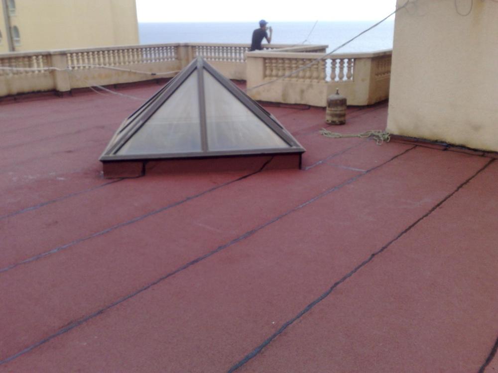 Tanchifier Une Terrasse Isolation Terrasse Bton Comment Etancher