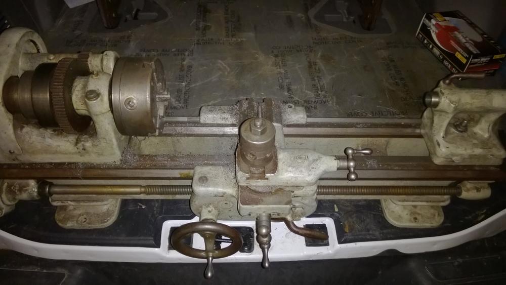1939 SouthBend Workshop 9 Model C