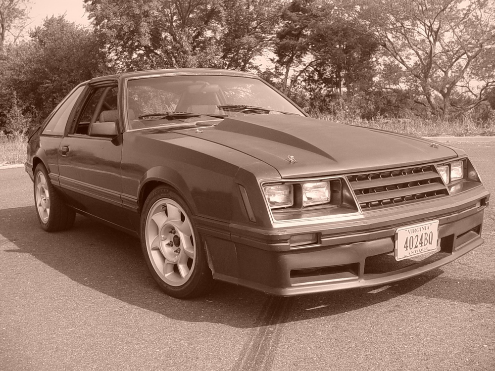1982 Mustang 5.0