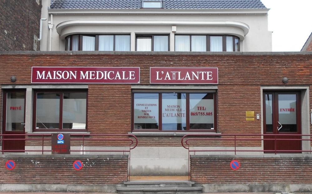accueil maison medicale atlante