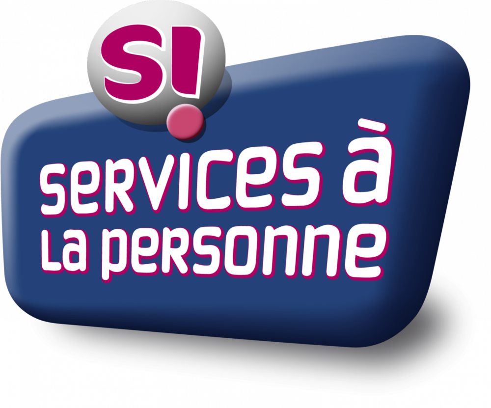 Logo d'une entreprise agréée Services à la personne