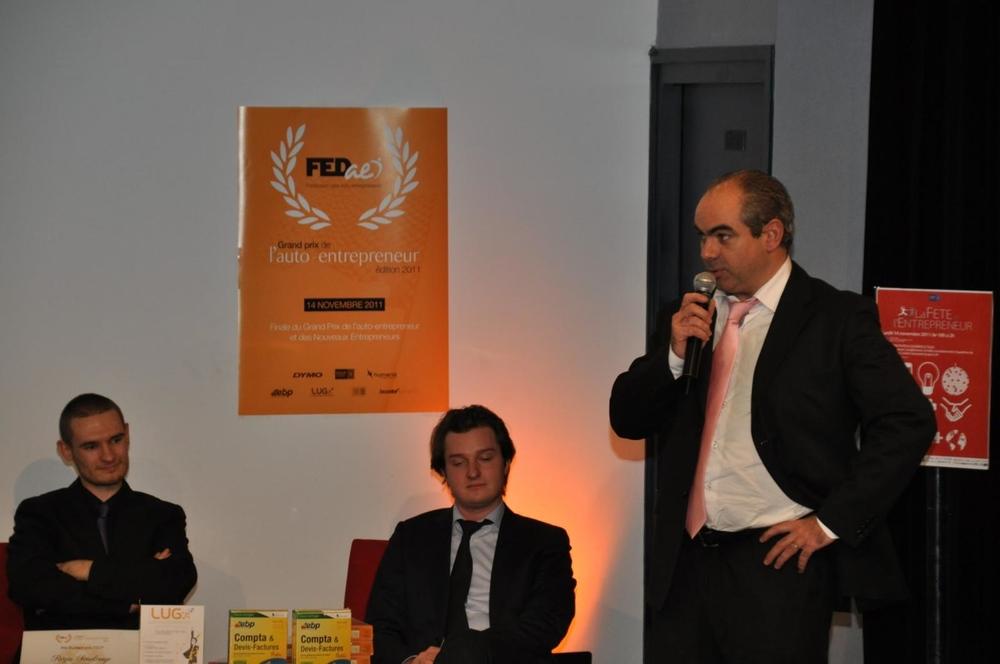 Cérémonie de la remise des Prix - 2011
