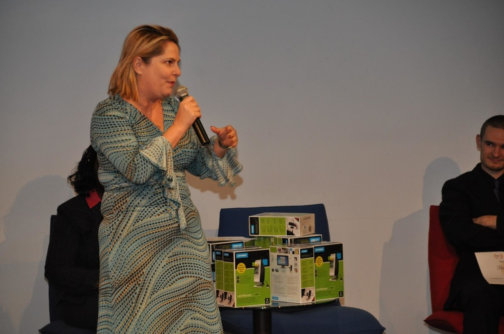 Cérémonie de la remise des Prix 2011