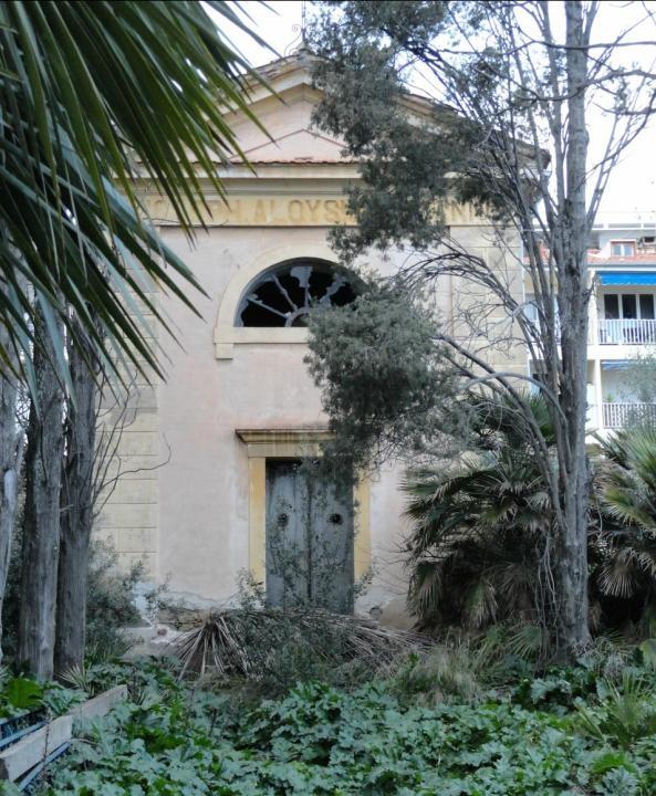 Caveau de   , Ajaccio, Corse