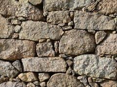 mur pierre, Corse
