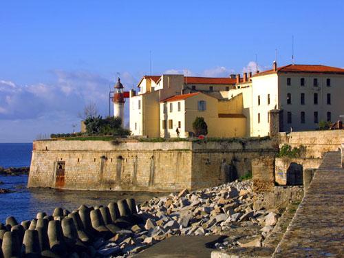 Ajaccio, citadelle