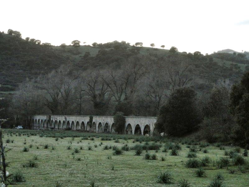 CANAL DE LA GRAVONA, SARROLA, AJACCIO,CORSE