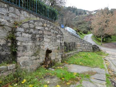 fontaine peri CORSE
