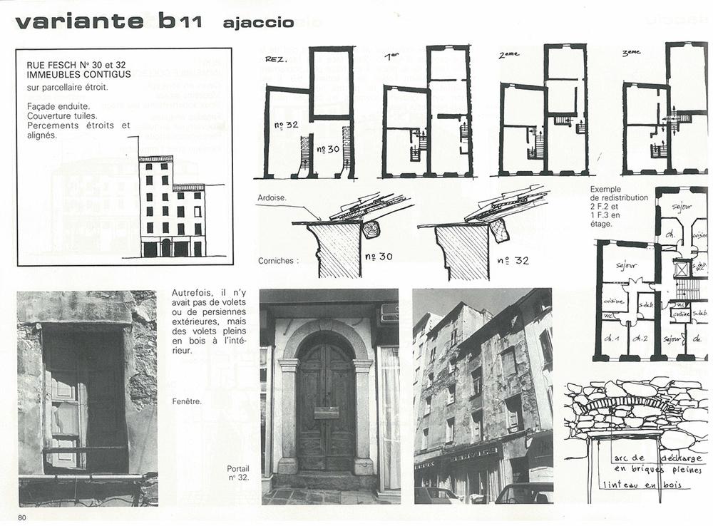 """extrait du livre""""le bâti ancien en Corse"""""""