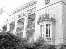 palais cyrnos, ancien,ajaccio