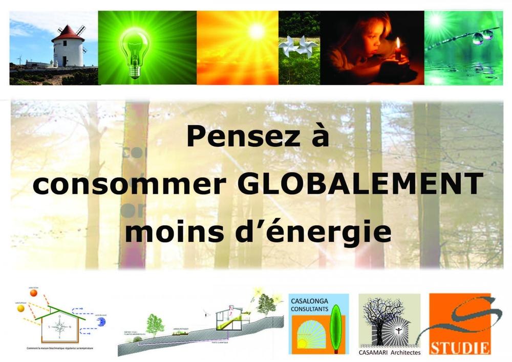 AFFICHE 1 - économie d'énergie