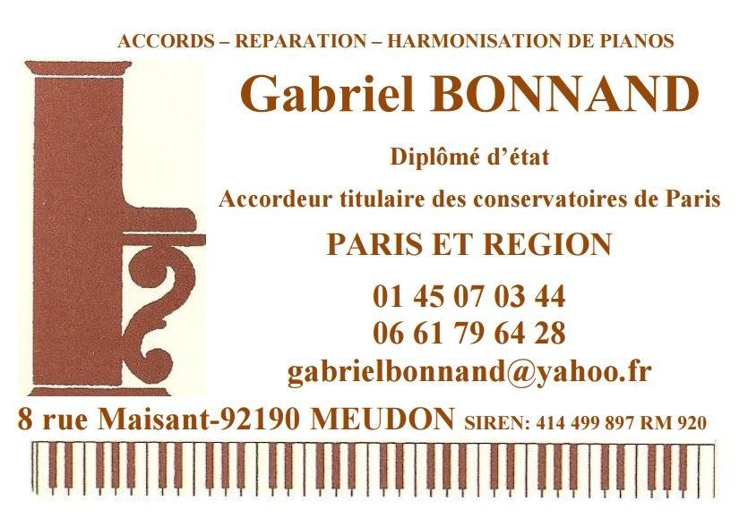 Gabriel Bonnand