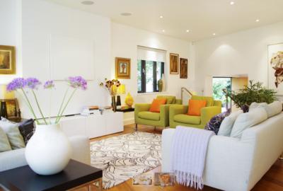 refaire le salon nos id es pour un relooking d co. Black Bedroom Furniture Sets. Home Design Ideas
