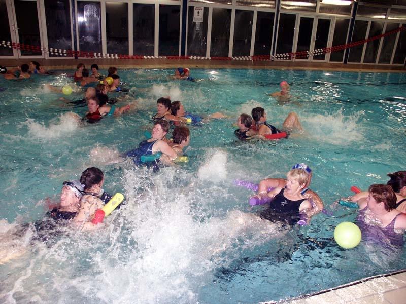 Aquagym piscine ensisheim for Piscine ensisheim