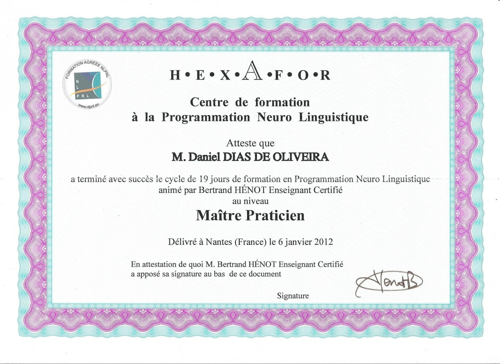 P.N.L.-Programmation Neuro Linguistique-Niort