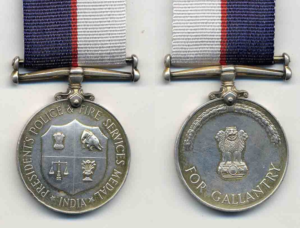 Meritorious Service Medals