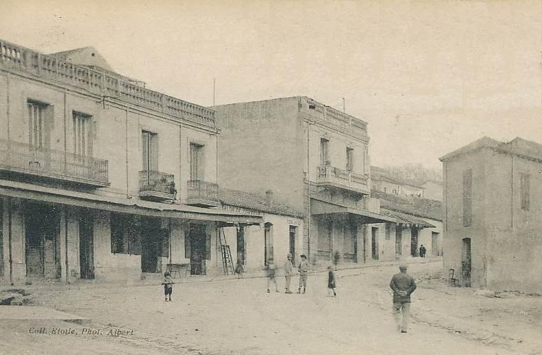 Béni-Saf_-_La_Grande_Rue_Coll_Etoile_Albert_1923