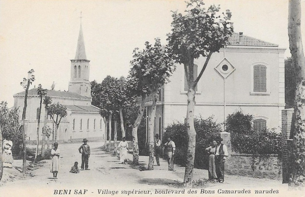 Beni_Saf_-_Village_supérieur