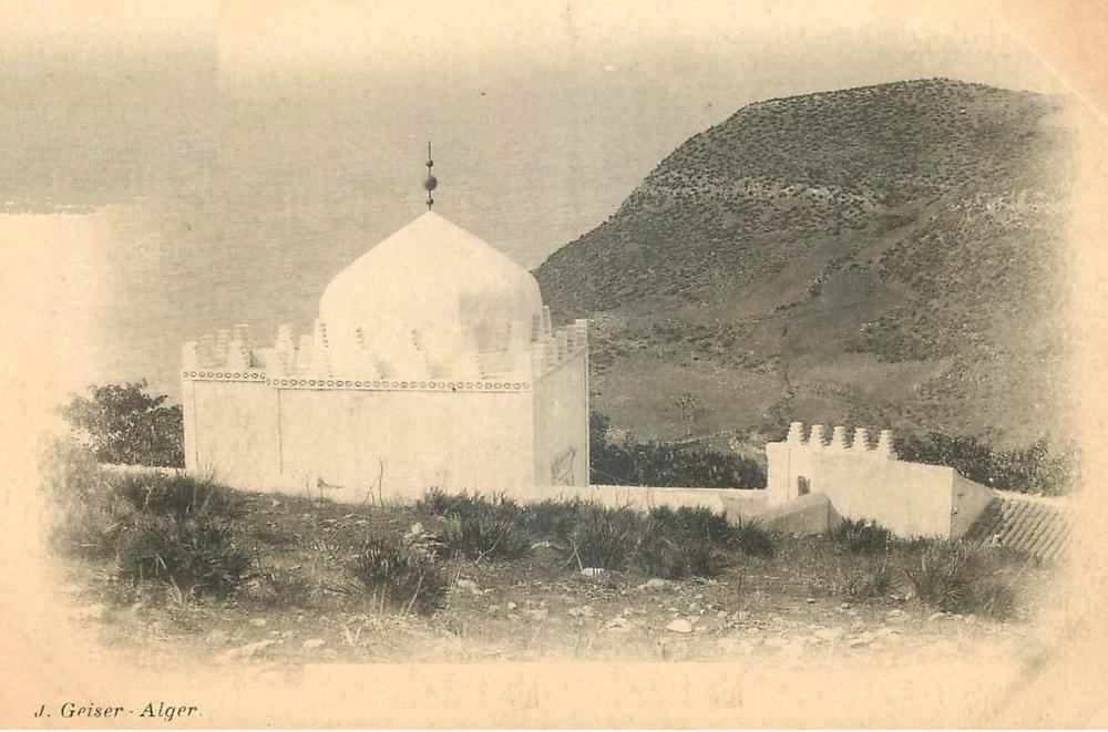 Béni-Saf_-_Qoubba_Sidi_Boucif