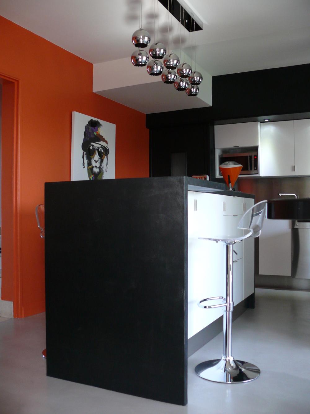 Rénovation d'une résidence principale (La Rochelle 17) 2014
