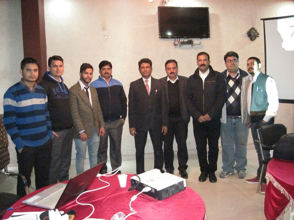 7 QC Tools and SPC Training at Bahadurgarh