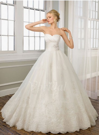 a-line-wedding-dresses