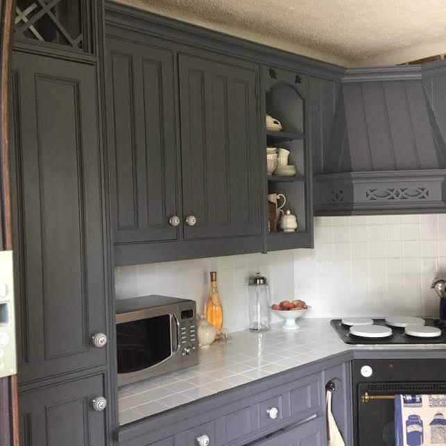 cuisine relook e avant apr s. Black Bedroom Furniture Sets. Home Design Ideas
