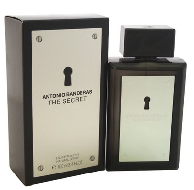 Antonio banderas perfume the secret