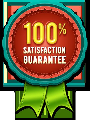 satisfaction-guarantee-badge