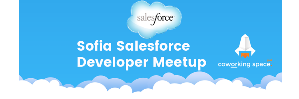 Event Sofia Coworking Space Salesforce