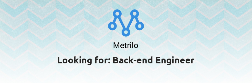 metrilo_job_Back-End_Engineer-Light