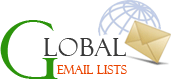 Global email lists
