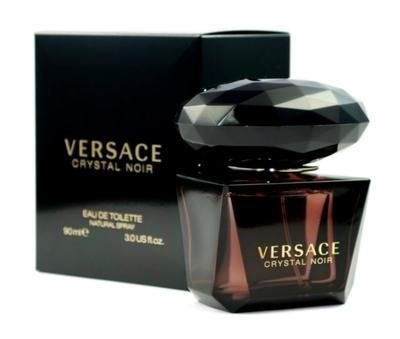 O versace crystal noir eau de parfum spray 90ml 3oz 5b66