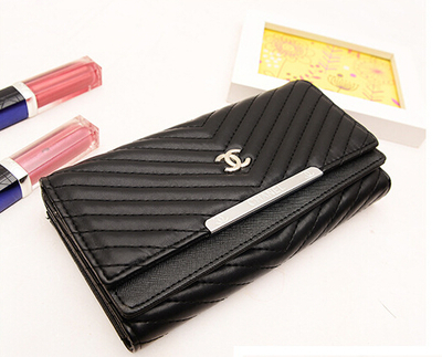 O 2014 long section women s leather wallet clutch purse 691b