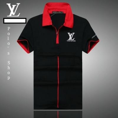 O 2017 men s polo short sleeved shirts t shirts tee l55 2aeb
