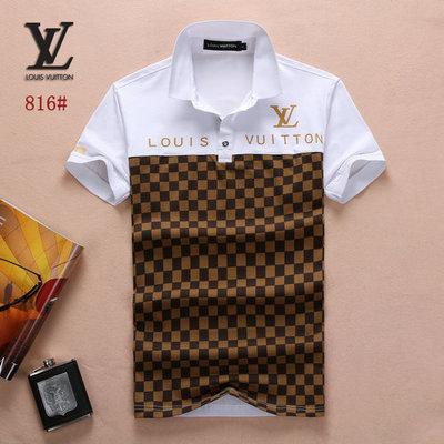 O louis m13 mens t shirts polo luxury fashion shirts tees 616f