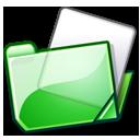 dossier-vert-icone-6633-128