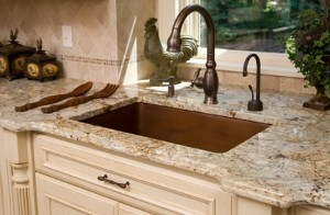 iStock-Kitchen-yellow-granite-coppersink-300