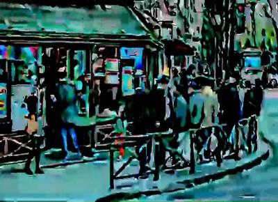 Bar angle ornano paris 2016