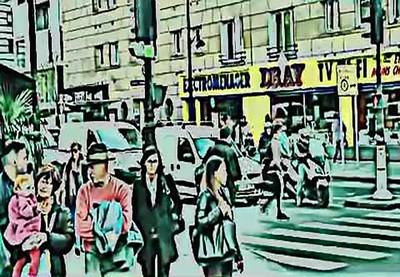 Barbes rue paris 1