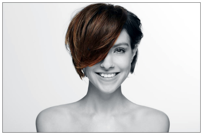 How To Add Volume And Color To Your Short Hair