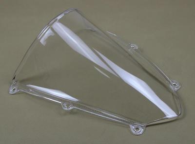 223848 clear windshield windscreen for honda 2007 2009 cbr600rr 600 rr 07 08 09 2