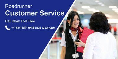 Roadrunner customer services  1 844 659 1035