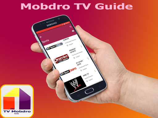 Mobdro Download and Install on PC, APK Android Free