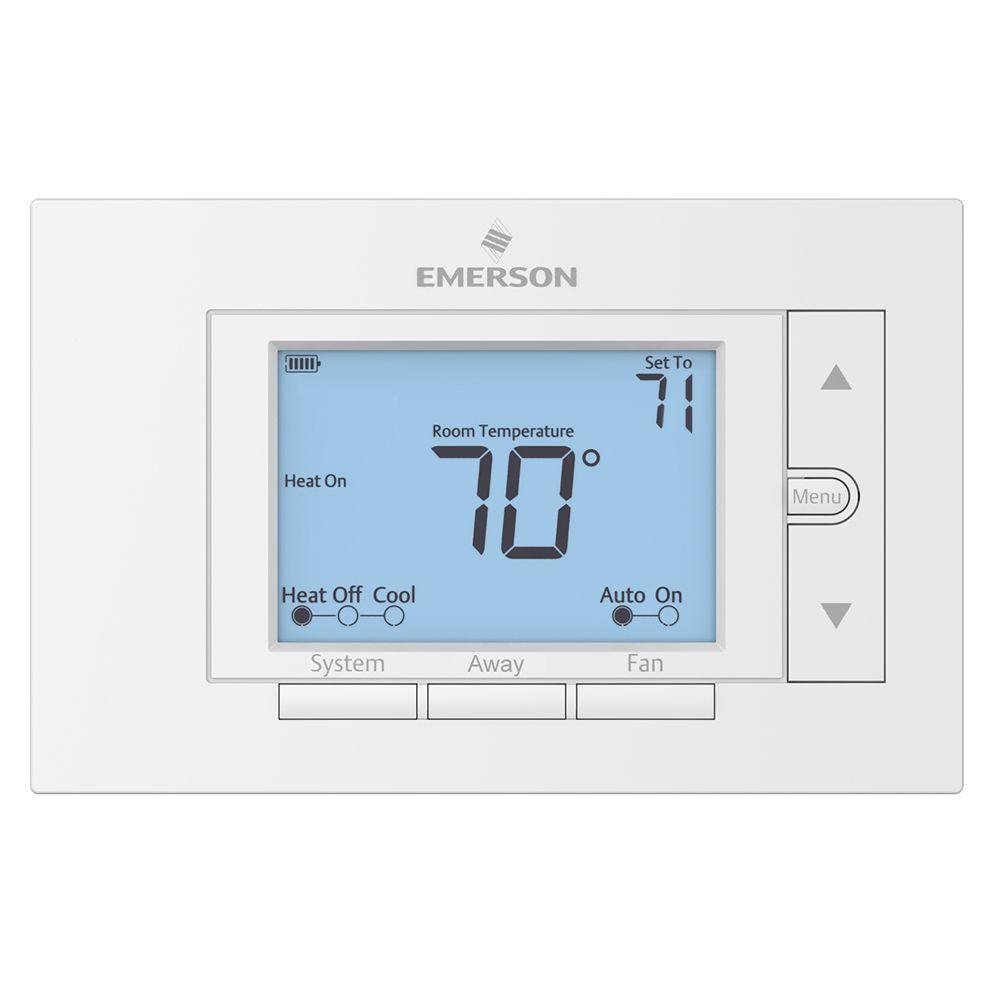 Complete Guide to Heating, Heat Pump, or Air Conditioning Thermostats