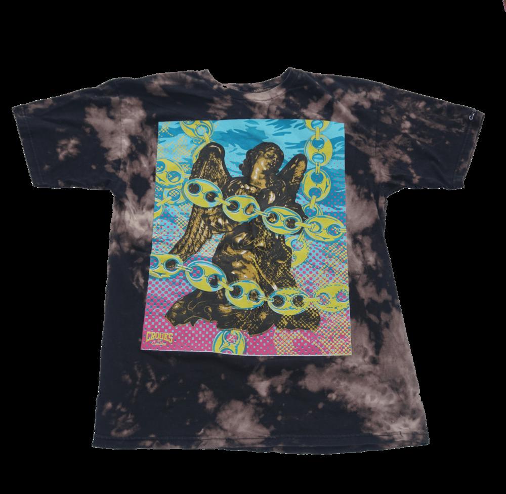 f059cb82 Crooks & Castle Gucci Angel Link T Shirt