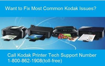 Kodak Printer  Technical  Support Number