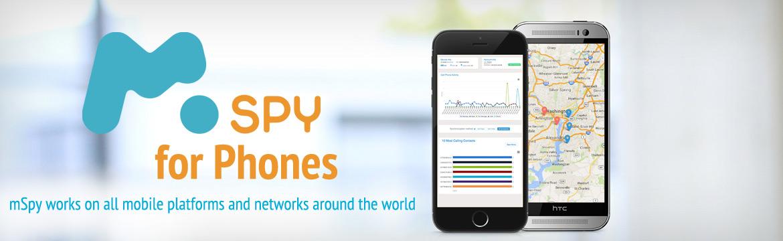 mSpy - Phone Tracking and Spy