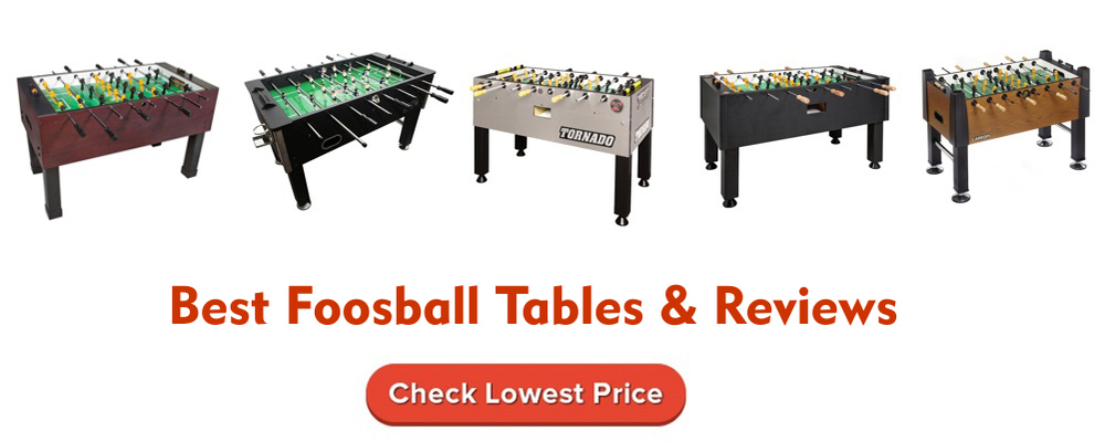 Best-Foosball-Tables-Reviews