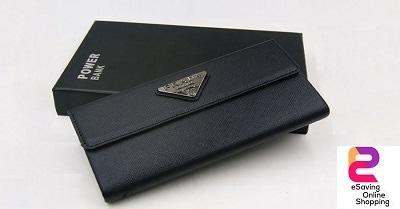 b9632538c31fdf Trendy Ladies Wallet With Power Bank by PRADA (13800 MAH)